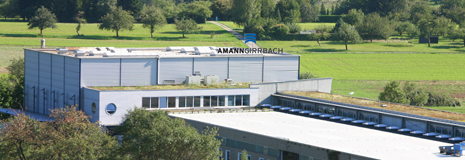 [Translate to Français:] Amann Girrbach Affiliate in Pforzheim